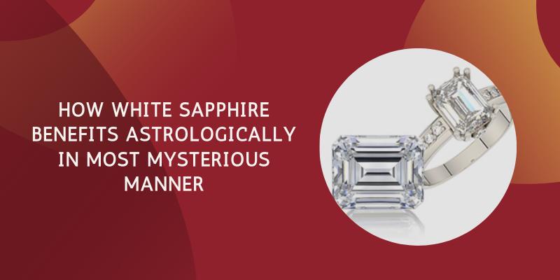 natural white sapphire online